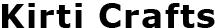 Kirti Crafts Logo